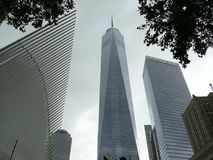 Ein World Trade Center in New York City Stockfotografie