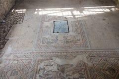 In Ein Yael Living Museum in Jeruzalem royalty-vrije stock foto