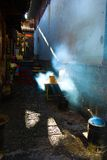Ein Yunnan-Snackbar Stockbilder