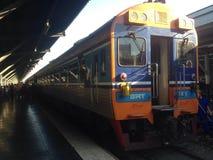 Ein Zug Stockbilder