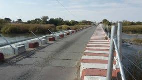 Einbahnige Brücke Lizenzfreie Stockfotografie