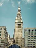 Eind Toren in Cleveland royalty-vrije stock afbeelding