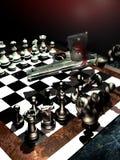 Eind van Spel royalty-vrije illustratie