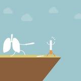 Einde het Roken Stock Foto