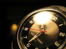 Eindeutige Armbanduhr Stockbild