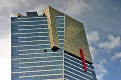 Eindeutige Gebäude-Auslegung Lizenzfreie Stockfotos