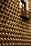 Eindeutige nervöse Architekturauslegung Lizenzfreies Stockfoto