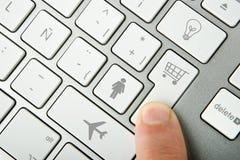 Eindeutige Tastatur Stockbilder