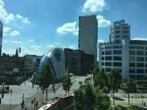 Eindhoven City Stock Photography