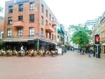 Eindhoven  city center Stock Photo
