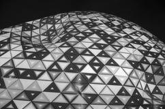Eindhoven Nederländerna - november 16 2017, klicken på septemberpleinen 18 under glödfestival Arkivfoton