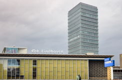 Eindhoven, the Netherlands - 15.09.2015: View at the main train royalty free stock photo