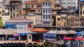 Eindrücke eines Wochenendes in Istanbul Lizenzfreie Stockfotografie