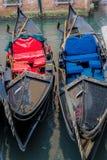 Eindrücke von altem Venedig, Italien stockfoto