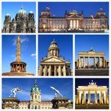 Eindrücke von Berlin stockfoto