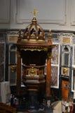 Eindrücke von Berlin Cathedral, Bewohner von Berlin Dom, Deutschland Stockbilder