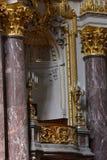 Eindrücke von Berlin Cathedral, Bewohner von Berlin Dom, Deutschland Lizenzfreies Stockfoto