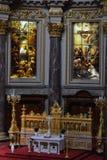 Eindrücke von Berlin Cathedral, Bewohner von Berlin Dom, Deutschland Lizenzfreie Stockfotos