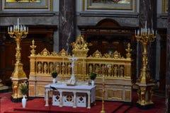 Eindrücke von Berlin Cathedral, Bewohner von Berlin Dom, Deutschland Lizenzfreie Stockfotografie