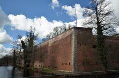 Eindrücke von der Spandau-Zitadelle in Berlin, Deutschland lizenzfreie stockbilder