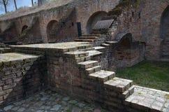 Eindrücke von der Spandau-Zitadelle in Berlin, Deutschland lizenzfreie stockfotografie