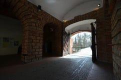 Eindrücke von der Spandau-Zitadelle in Berlin, Deutschland lizenzfreies stockbild