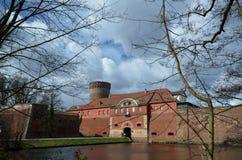 Eindrücke von der Spandau-Zitadelle in Berlin, Deutschland stockbild