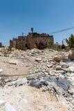 Eindrücke von der Stadt von Hebron lizenzfreie stockbilder