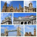 Eindrücke von London Stockfotos