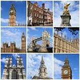 Eindrücke von London Lizenzfreies Stockfoto
