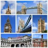 Eindrücke von London Stockbilder