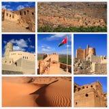 Eindrücke von Oman stockbild