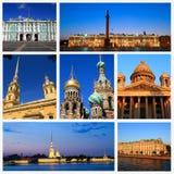 Eindrücke von St Petersburg lizenzfreies stockbild