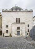 Eindruck von Budapest stockbild