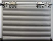 Eindrucksvolle Metalloberfläche. Stockbild