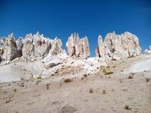 Eindrucksvoller Naturwald von Steinen Lizenzfreie Stockbilder
