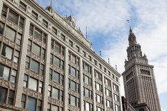 Eindtoren, Cleveland, Ohio royalty-vrije stock foto