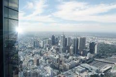 Eine Abbildung auf einem Thema der Architektur Stockfoto