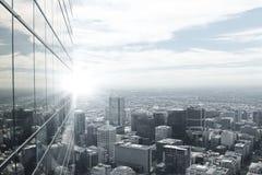 Eine Abbildung auf einem Thema der Architektur Lizenzfreie Stockfotografie