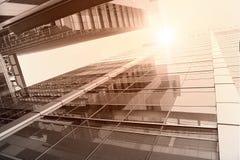 Eine Abbildung auf einem Thema der Architektur Stockbilder
