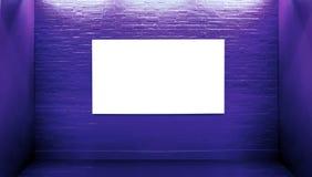 Eine Abbildung der moderner Kunst Lizenzfreies Stockfoto