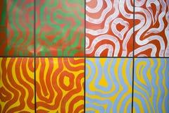 Eine abstrakte Dekoration. Lizenzfreies Stockbild