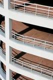 Eine Abstraktion, der Parkplatz Stockbild