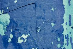 Eine alte Betonmauer Lizenzfreie Stockfotos