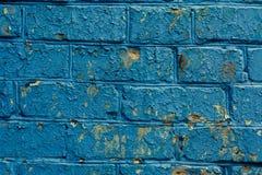 Eine alte Betonmauer Lizenzfreies Stockfoto