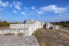 Eine alte Festung Madara lizenzfreie stockbilder