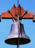 Eine alte Glocke stockfotos