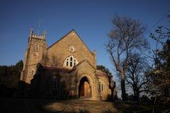 Eine alte Kirche lizenzfreies stockfoto