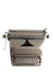 Eine alte Schreibmaschine Stockfoto