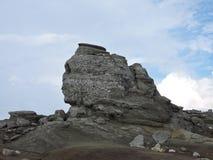 Eine andere Ansicht der Sphinxes Stockbilder